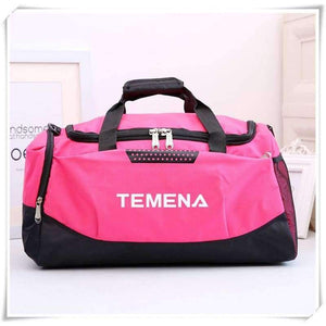 New Men Sport Gym Bag Lady Women Fitness Travel Handbag Outdoor Bags with Separate Space For Shoes sac de sport