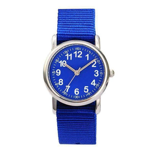 Watches Kid nylon Straps Wristwatch Children Quartz Watch Cute Clock