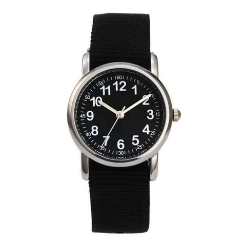 Planet Gates black Watches Kid nylon Straps Wristwatch Children Quartz Watch Cute Clock
