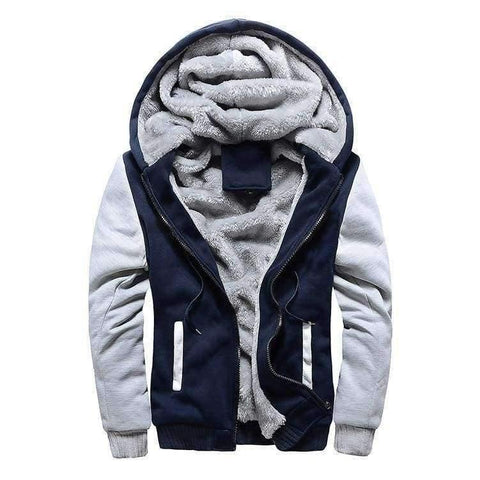 Image of Planet Gates Blue / 15 Boys Clothes Winter Super Warm  Hoodies Sweatshirts Thick Fleece Teenage Boys Camouflage Jackets Velvet Kids Coats 15-20