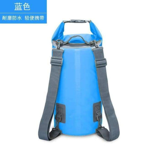 Planet Gates Blue 5L Swimming Waterproof Bags Storage Dry Sack Bag For Canoe Kayak Rafting Outdoor Sport Bags Travel Kit Equipment