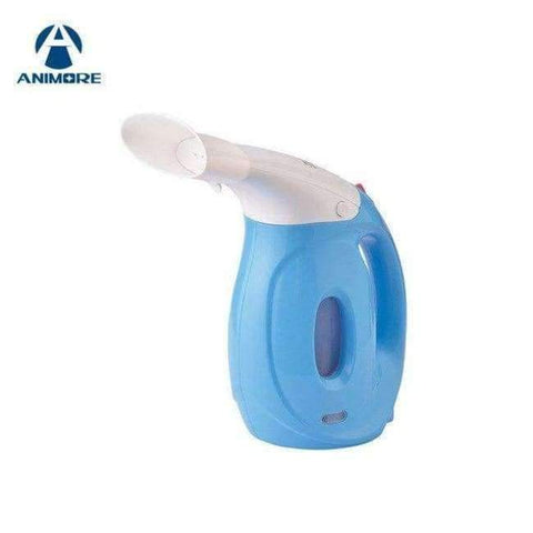 Planet Gates Blue / US ANIMORE Handheld Garment Steamer Portable Home and Travel Fabric Steamer Fast Heat Up Steamed face Home Appliances GS-03