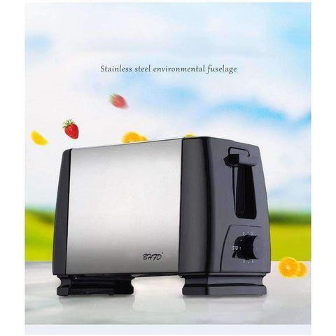 Planet Gates Breakfast Maker Toaster Bread Tostadora De Pan Electrica 2 Bread Slot Tost Makinesi Home Appliances For Kitchen 220V/750W T-02