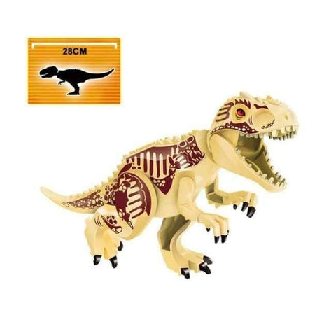 Planet Gates C Jurassic World 2 Dinosaur Building Blocks Legoings Jurassic Dinosaur Figures Bricks Tyrannosaurus Rex Indominus I-Rex Model Toys