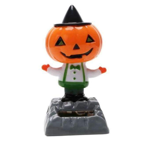 Image of Planet Gates C Toy Car Decoration Ornaments Bobble Dancer Interior Accessories Halloween Shook Head Doll Car Ornaments for Car and Motorcycle