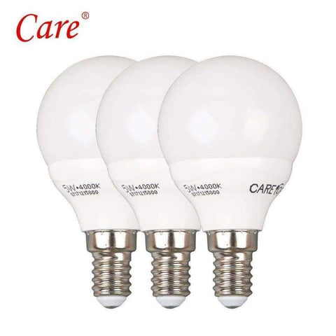 Planet Gates Care Globe LED Light Bulb