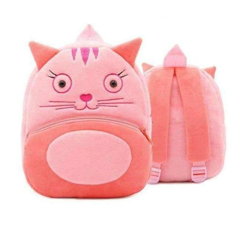 Planet Gates cat Factory Outlet Kids Animal Backpacks Baby Girls Boys Cute Schoolbag Children Cartoon Bookbag Kindergarten Toys Gifts School Bags