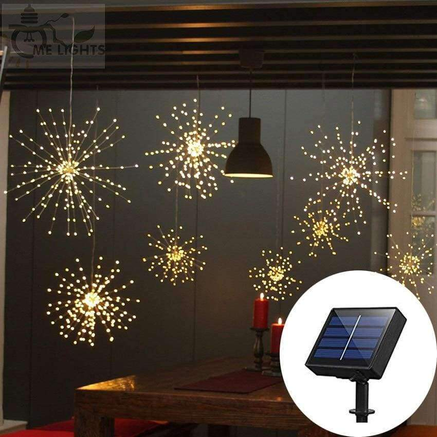 Planet Gates Changeable / 40pcs 25cm 200leds Hotxin Solar Powered LED Fairy String Light 120leds 200leds Hanging Starburst Holiday Light Garden Christmas Wedding Party light