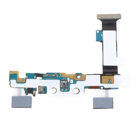 Planet Gates Charging Port Dock Connector Flex Cable Replacement for Samsung Galaxy S6 Edge Plus G928T