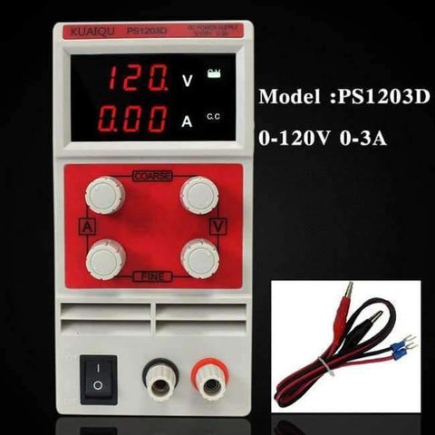 Planet Gates China / 120V3A three display Laboratory power supply PS605DM 60V 5A Single phase adjustable SMPS Digital voltage regulator 0.1V 0.01A DC power supply