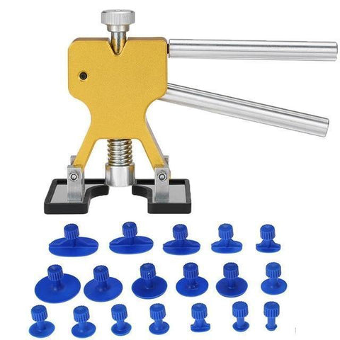 Planet Gates Kína / 18 PCS Yellow Car Body Paintless Dent Lifter