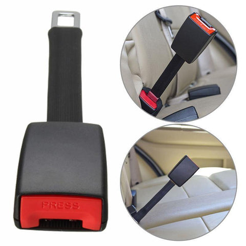 Planet Gates China 1PCS Car Universal Seat Belt Extension Auto Belts Extender Durable Car Safety Seat Belt Buckle Clip Car-Styling