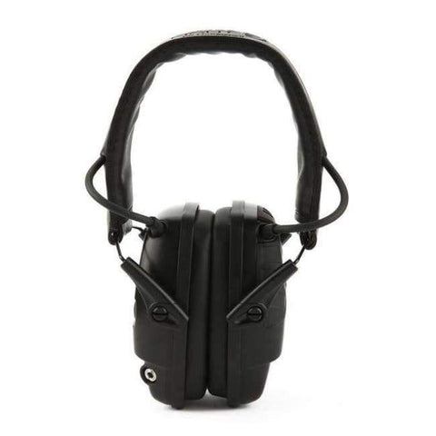 Planet Gates China / black color Outdoor Sports Anti-noise Impact Sound Amplification Electronic Shooting Earmuff Tactical Hunting Hearing Protective Headset
