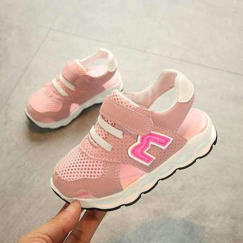 Image of Planet Gates Clear / 6.5 European new brand fashion baby girls boys shoes high quality kids sneakers classic light breathable children shoes
