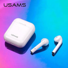 Tws Wireless Bluetooth Earphone Headset For Iphone Xs Max Xr 7 8 Usams Planet Gates