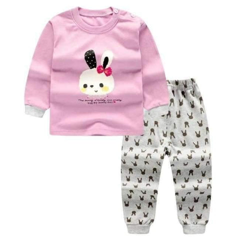 Planet Gates E / 24M Cartoon Shirt+pants 2pcs Children's Clothing Set Outfit Toddler Baby Boys Long Sleeves Set 12m-5t For Autumn