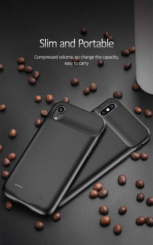 Planet Gates for iPhone XS / China Battery Case For iPhone X XR XS XSmax,USAMS 4000mAh External Battery Charger Case Backup Power Bank Portable Power Charging Case