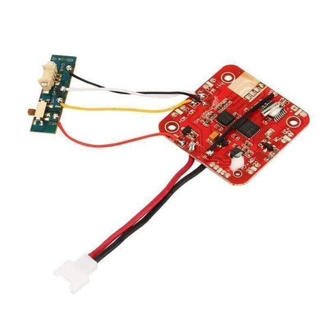 Image of Planet Gates For Syma X5SC X5SW PCB Receiver Board 10 RC Helicopter Quadcopter Drone Spare Parts RC Toy Electronic Accessory