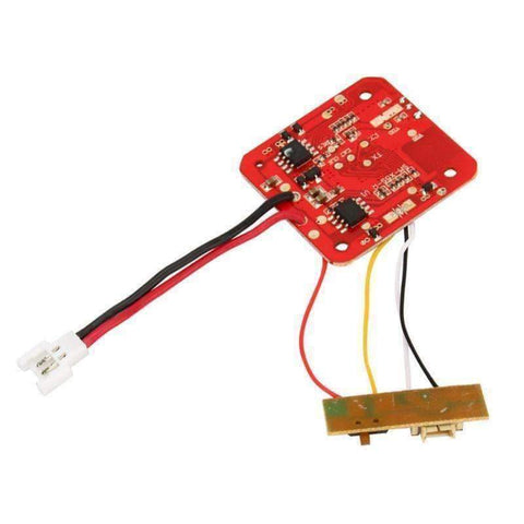 Planet Gates For Syma X5SC X5SW PCB Receiver Board 10 RC Helicopter Quadcopter Drone Spare Parts RC Toy Electronic Accessory