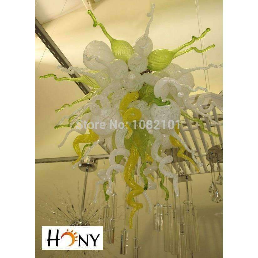 Planet Gates Free Shipping Mouth Blown Glass 100% Handmade Commercial Pendant Light