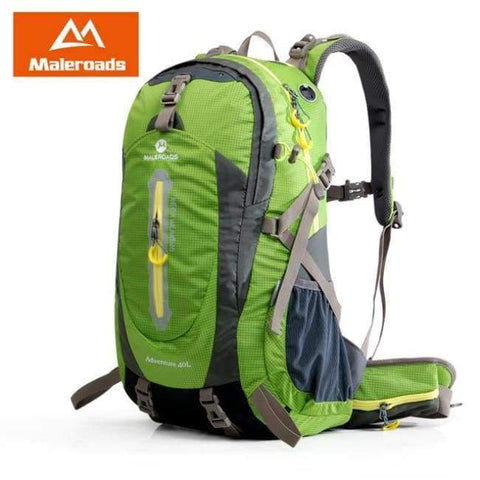 Planet Gates Fruit Green / 30 - 40L / China Rucksack Camping Hiking Backpack Sports Bag Outdoor Travel Backpack Trekk Mountain Climb Equipment 40 50L Men Women