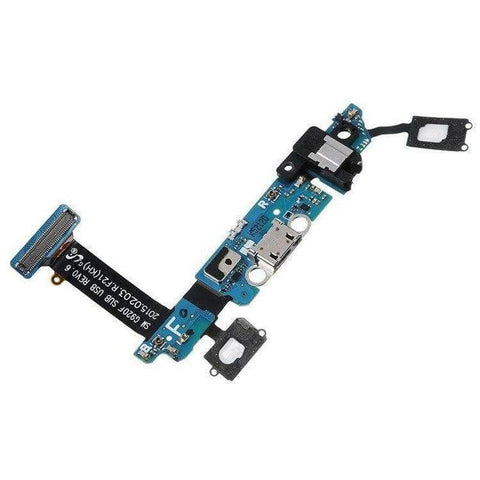 Planet Gates G920F Samsung S6 G920 G920T G920A G920I G920P G920V G920F Dock Connector USB Charging Port Flex cable Repair Parts