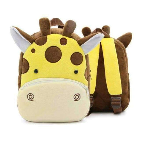Image of Planet Gates giraffe Factory Outlet Kids Animal Backpacks Baby Girls Boys Cute Schoolbag Children Cartoon Bookbag Kindergarten Toys Gifts School Bags