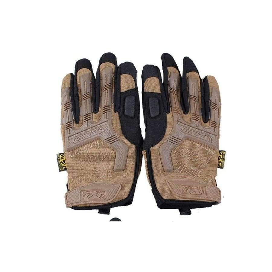 Planet Gates Gloves Army green Mechanix Wear M-Pact Army Military Tactical Gloves Outdoor Paintball Shooting Full Finger Mittens
