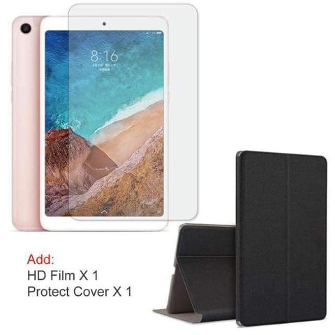 Planet Gates Gold Add Film Cover / WiFi 3GB 32GB / Spain Xiaomi Mi Pad 4 MiPad 4 Tablet 8 inch Snapdragon 660 Octa Core 32GB / 64GB 1920x1200 FHD 13.0MP+5.0MP AI Face ID Android Tablet