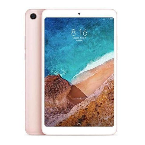 Planet Gates -Gold- / WiFi 3GB 32GB / Spain Xiaomi Mi Pad 4 MiPad 4 Tablet 8 inch Snapdragon 660 Octa Core 32GB / 64GB 1920x1200 FHD 13.0MP+5.0MP AI Face ID Android Tablet