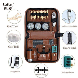 Planet Gates Golf multifunction bag Golf Accessories Tool bag Outdoor Golfer's Gift Set free shipping