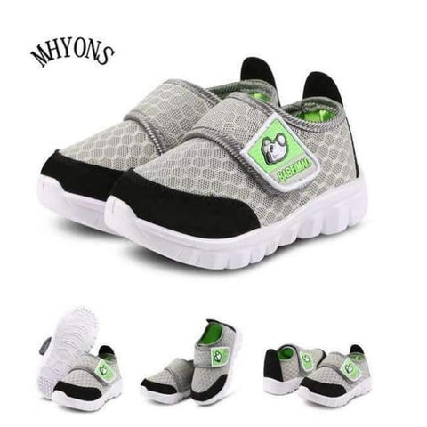 Image of Planet Gates Gray / 11 Spring 1 to 6 years old kids shoes baby boys girls casual sports shoes fashion children's sneakers brand running shoes AI
