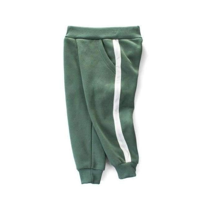 Planet Gates Green / 3T School Boys Girls Spring Autumn Sports Pants Toddler Baby Kids Trousers Teenage Children Cotton Clothes Sweatpants 2-10Y T27