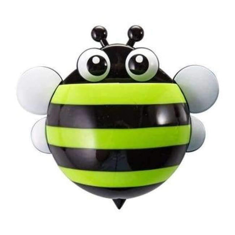 Planet Gates groen heuningbye Badkamer Produkte Sets Cartoon Ladybug Slakke Tandeborsel Tandepasta Houer Muur Sucker Suction Hook Tandborstel Houer