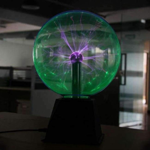 Plasma Ball Static Electricity Lamp