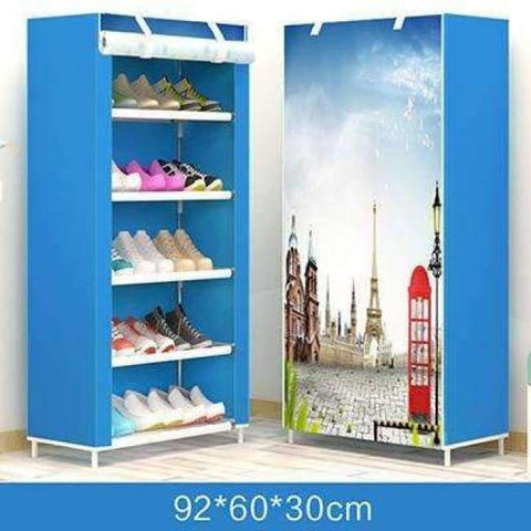 Planet Gates HH342200CS5 / China Actionclub Fashion Modern Shoe Rack DIY Assembly Shoe Organizer Rack In The Hallway Simple Shoes Stand Shelf Home Furniture