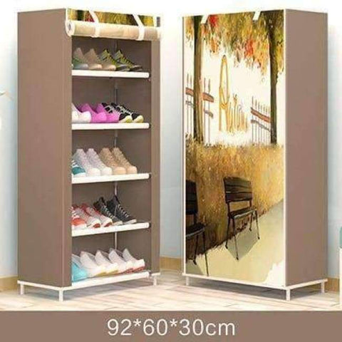 Planet Gates HH342200CS6 / China Actionclub Fashion Modern Shoe Rack DIY Assembly Shoe Organizer Rack In The Hallway Simple Shoes Stand Shelf Home Furniture