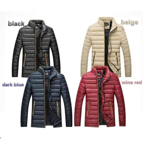 Fashion Winter Cmfortable And Warm Jacket Mens Winter Jacket Men