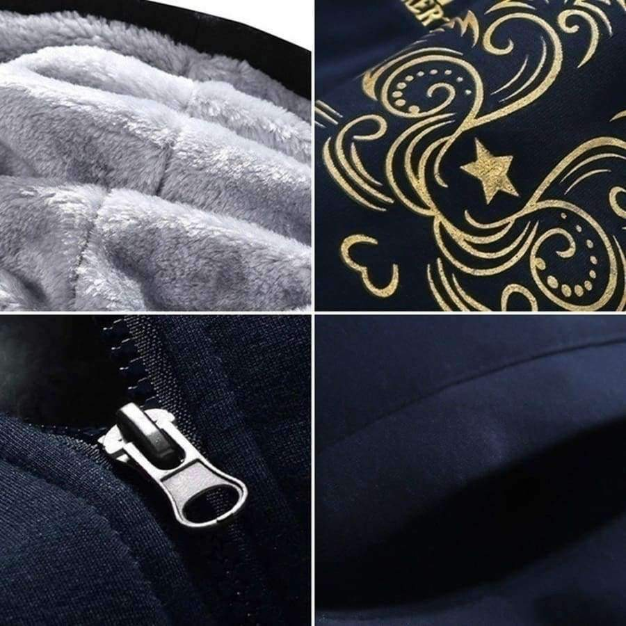 Planet Gates Jackets Navy blue / L Promotion FOR SPORTING MEN!!! Jogging Suits Man Casual Baseball Uniforms Slim Fit Sportswear