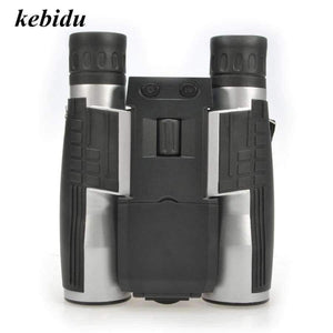 kebidu LCD Screen CMOS HD 720P USB Digital Binocular Telescope Zoom Telescope DVR Binoculars Photo Camera Video Recording