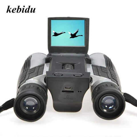 Planet Gates kebidu LCD Screen CMOS HD 720P USB Digital Binocular Telescope Zoom Telescope DVR Binoculars Photo Camera Video Recording