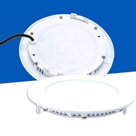 Image of Planet Gates Lights Dimmable Round Recessed LED Ceiling Ultra-thin for Home Commercial Lights