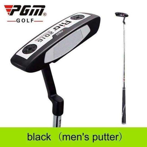 Planet Gates men 35inch black Golf Club Putter Right Hand Putter for Golf Accessory Golf Club Iron Putter Head Multicolor Chipping Club Head