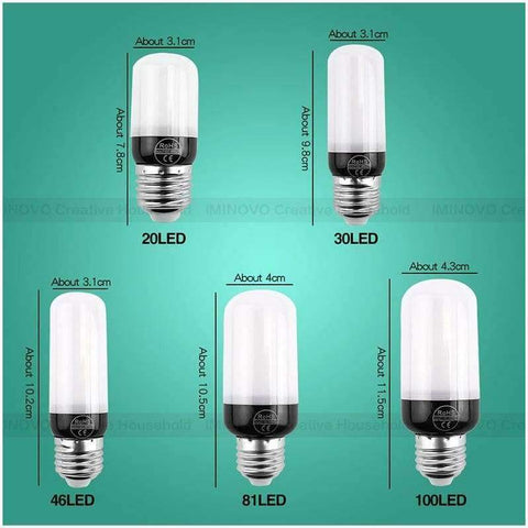 Image of Planet Gates Milky Bulb E14 / 33LEDs / Cold White LED Light E27 Lamp E14 LED Bulb Corn 20 30 46 81 100 LEDs Lampada SMD5730 220V Corn Bulb Chandelier Candle Spotlight Home Decor