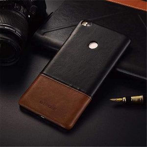 Planet Gates miMAX2 black / For max2 Vintage genuine leather back cover case For xiaomi mi max 2 3 phone cases and covers miMAX2 shell