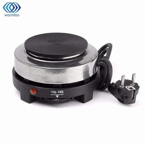 Planet Gates Mini Electric Stove Hot Plate Cooking Plate Multifunction Coffee Tea Heater Home Appliance Hot Plates for Kitchen 220V 500W