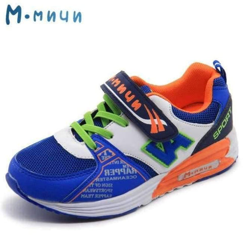 Planet Gates ML307K-3 / 1 / China Boys Sneakers Children Sneakers Boys Shoes Breathable Children Shoes for Boys Sport Shoe Aged 8-12 Size 32-37 ML310
