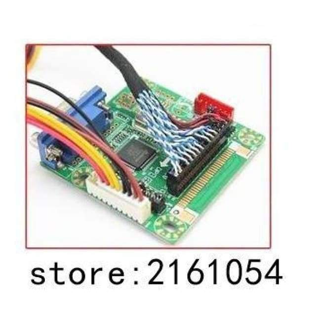 MT6820-B 10 Inch-42 Inch 5V Universal LVDS LCD Monitor Driver Controller  Board 23 Kinds Resolutions With Cable for DIY