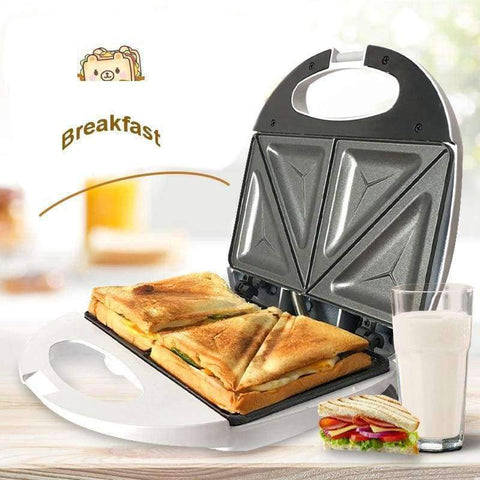 Image of Planet Gates Multifunction Automatic Toaster Bread Home Appliances For Kitchen Hamburger Sandwich Sandwichera Infantil Breakfast Maker S-07