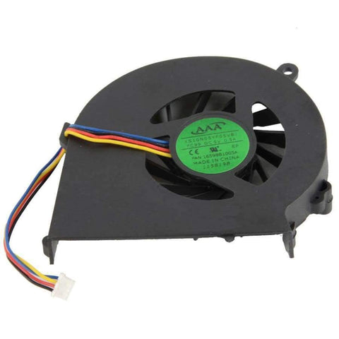 Planet Gates Notebook Computer Replacements Cpu Cooling Fans Fit For HP COMPAQ CQ58 G58 650 655 Laptops Component Cpu Cooler Fans F2036
